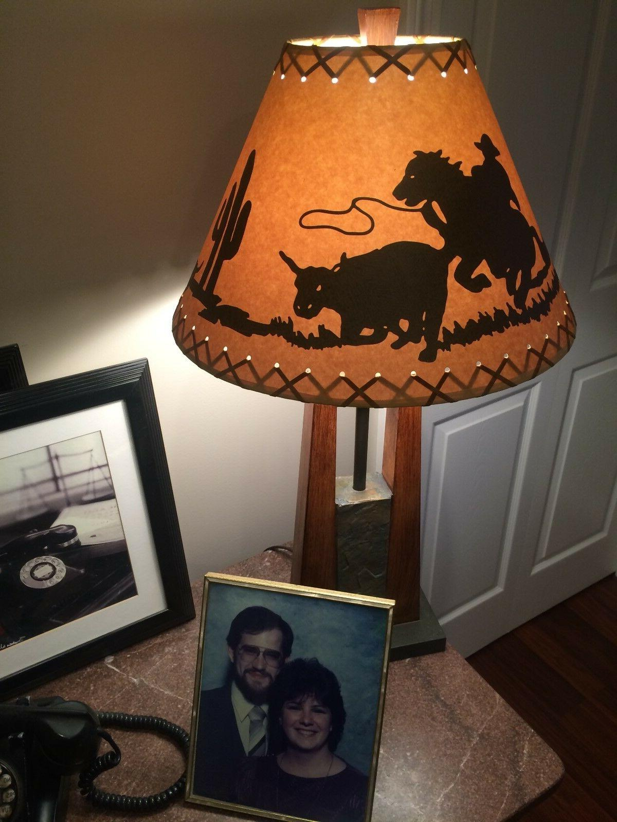 Rustic Lamp Shades by Diameter Down Sizing