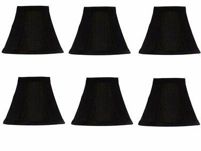 set of 6 chandelier lamp shades 6