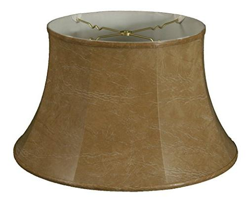 shallow drum bell billiotte lamp