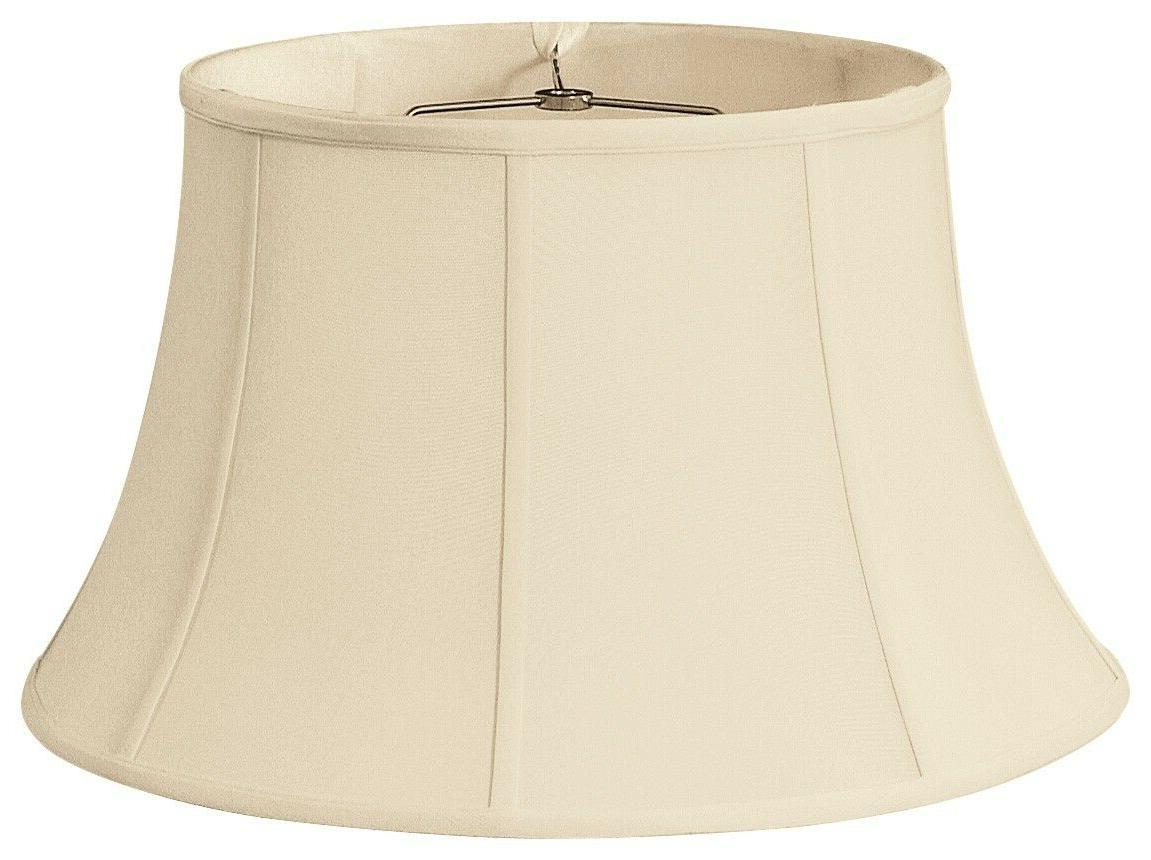 shallow drum bell bouillotte lamp shade