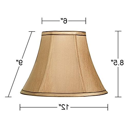 Springcrest and Brown Trim Bell