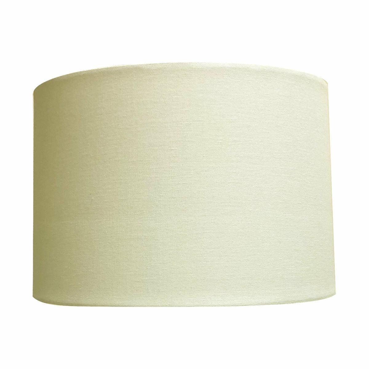 Royal Designs Drop Shallow Drum Hard Table Lampshade