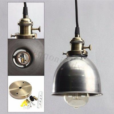 Vintage Antique Ceiling Lamp Fixture