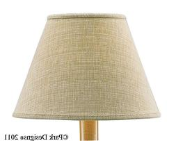 Lamp Shade - Casual Classics in Wheat Beige - Park Designs -