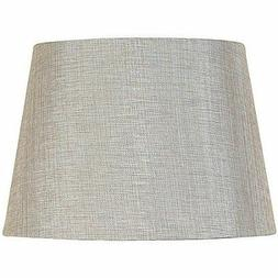Better Homes and Gardens Medium Textured Lamp Shade, Silv W