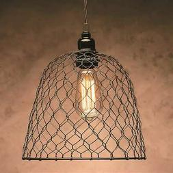 "Darice Metal Chickenwire Dome Lampshade 10""X8.25"""
