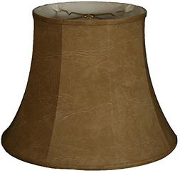 Royal Designs Modified Bell Lamp Shade, Mouton, 11 x 18 x 13