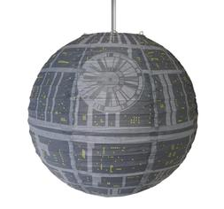 Official Star Wars Death Star Paper Light Shade Lamp Ceiling