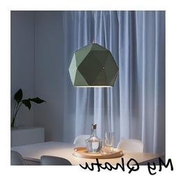 IKEA PENDANT LAMP SHADE Light Green Shade JOXTORP NEW!!