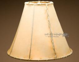 Rawhide Lamp Shades for Western Lamps