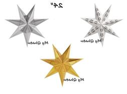 IKEA Strala Star Pendant Lamp Shade Decoration Holiday Chris