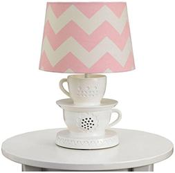 "Lolli Living Teacup 15"" H Table Lamp with Empire Shade"