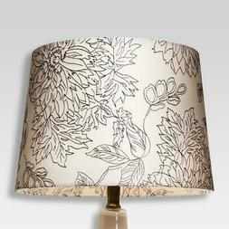 Toile Stitch Lamp Shade - Threshold