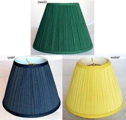 USA American Made Navy Blue, Green, Yellow Mushroom Pleated